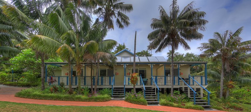 Somerset Apartments Lord Howe Island Accommodation